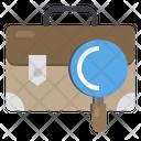 Briefcase Data Work Icon