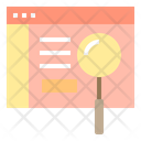 Search Online Icon