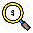 Search Opportunity Magnify Icon