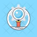 Search Optimization Engine Icon