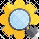 Search Zoom Seo Icon