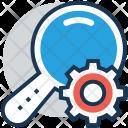 Optimization Cog Settings Icon
