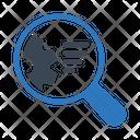 Seo Search Marketing Icon