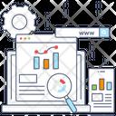 Seo Search Engine Optimization Digital Marketing Icon