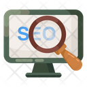 Seo Search Optimization Search Engine Optimization Icon