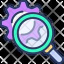 Search Optimization Optimization Engine Icon