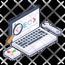Seo Online Seo Search Engine Optimization Icon