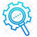 Search Optimization Search Network Icon