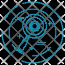 Search Gear Optimization Icon