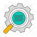 Search Optimization Technology Icon