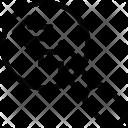 Optimization Arrows Magnifier Icon