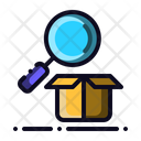 Search Package Product Icon
