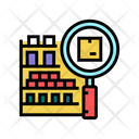 Inventory Management Color Icon