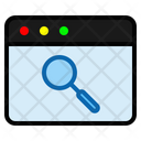 Search Page Seo Find Icon