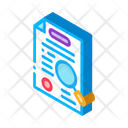Case Study Notary Icon