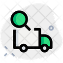 Search Parcel Search Delivery Truck Search Icon