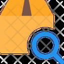 Search Parcel Search Delivery Box Search Icon