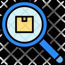 Search Track Find Icon