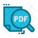 Pdf Office Business Icon