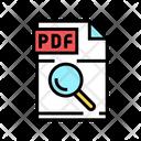 Research Pdf File Icon