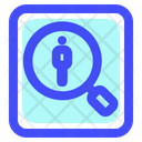 Search People Group Icon