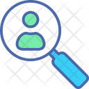 Search Person Icon