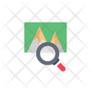Search Picture Magnifier Icon