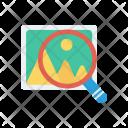 Search Picture Icon