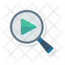 Search playlist Icon