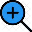 Search Plus Icon