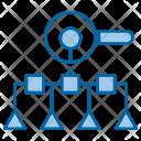 Search Process Icon