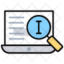 Search Process Icon