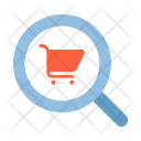 Product Search Cart Icon