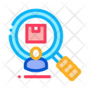 Research Product Buy Icon