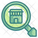 Search Food Restaurant Icon