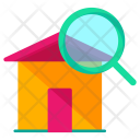 Property Search Home Icon
