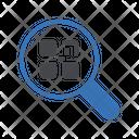 Search Qr Code Icon