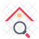 House Home Search Icon