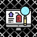 Search Rental Property Icon