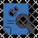 Search Report Seo Icon