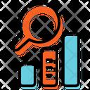 Search Report Plan Presentation Icon