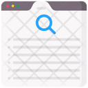Isearch Results Icon