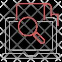 Search Results Optimization Icon