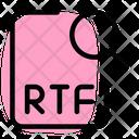 Search Rtf File Search File Search Document Icon