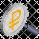Business Finance Find Icon