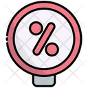 Search Discount Find Icon