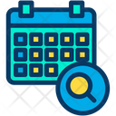 Search Schedule Icon