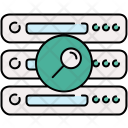 Search Server Database Icon