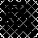 Database Find Hosting Icon