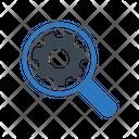 Seo Web Setting Icon